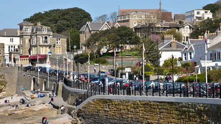 The festival will cover Clevedon's seafront from the pier round to The Salthouse pub