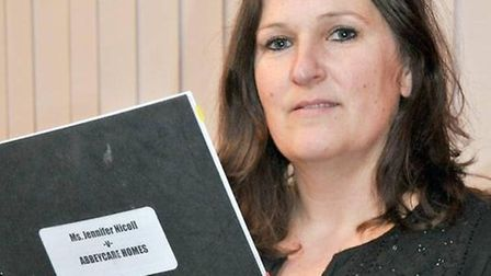 Jennifer Nicoll says she was 'bullied' by managers