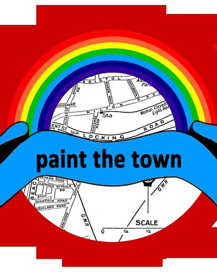 Could the town centre benefit from a lick of paint?