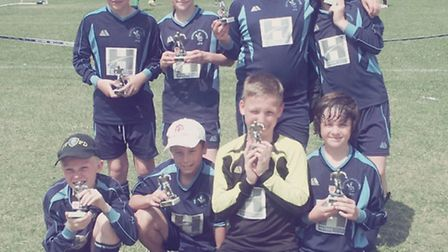 Crusaders-Under-11-s-with-thei