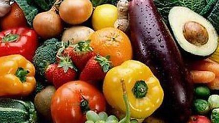 Produce from North Somerset is up for sale