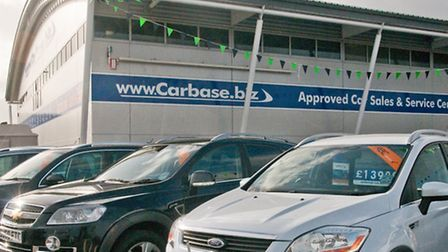 New Carbase HQ, Aisecombe Way, in Weston.