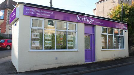 New Heritage Estate Agent opens in Pill.
