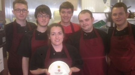 Staff at The Cove