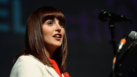 Melanie Onn, Labour MP for Great Grimsby. Photograph: Anna Gowthorpe/PA Wire.