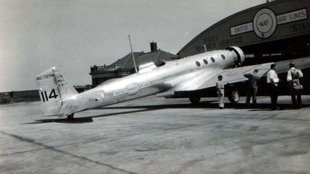 The Boeing Model 200 Monomail was an American plane of the early 1930s.