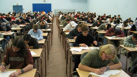 Exam success for early entry pupils.