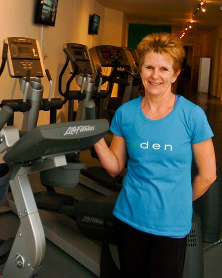 Eden Fitness womens only gym just opened in North Street, Weston, Rane Spandler.