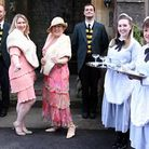 Weston Operatic Society stages Me and My Girl at The Playhouse, Weston, from April 23-26. Photo: Col