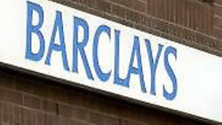 View of Barclays Bank, Regent St, WsM.14-1-09