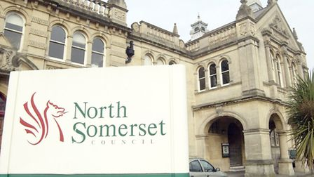 The report praised North Somerset Council's performance.