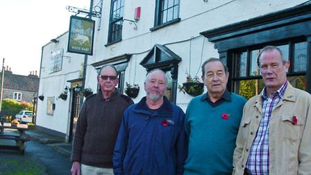 Villagers are calling to support in a bid to buy the White Hart