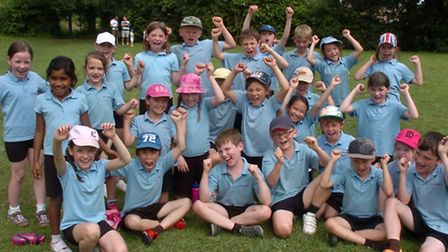 St Francis School Nailsea Sports Day.