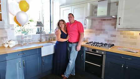 Chris and Anna Hill have set up Portishead Kitchens