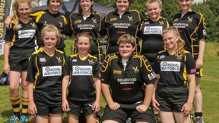 Hornettes Rugby Club.