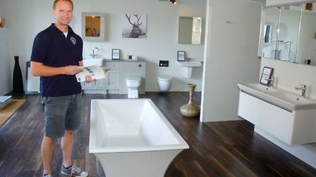 Nick Rowland , Bootwater Bathrooms Stoke Road, Portishead.
