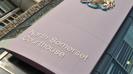 North Somerset Courthouse.