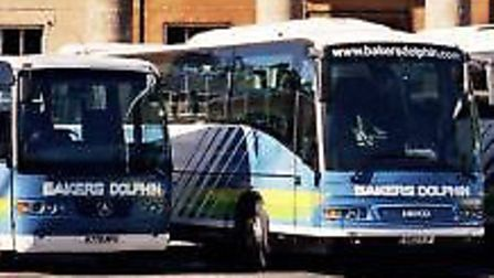 Bakers Dolphin have seen a rise in day trips from Weston-super-Mare