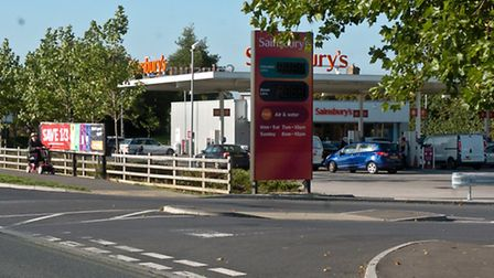A Sainsbury's petrol station has long been wanted by Portishead residents.