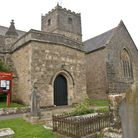 St Andrew's Church, Clevedon, has been used for Broadchurch