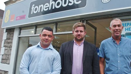 Fonehouse has opened a new store in Worle High Street.