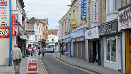 There could be more housing in Weston's town centre, with plans for the regeneration of the area.