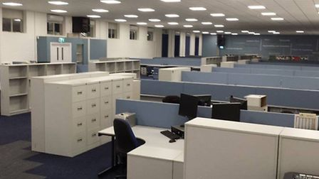 The new office space at Quest Global