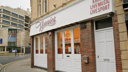 Vinnie's (formerly Live Lounge) in West Street, Weston-s-Mare.