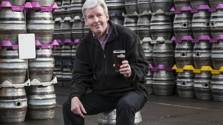 Guy Newell of Butcombe Brewery (Picture: Neil Phillips).