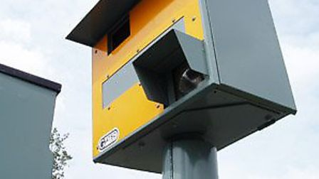 Some speed cameras will be turned back on.