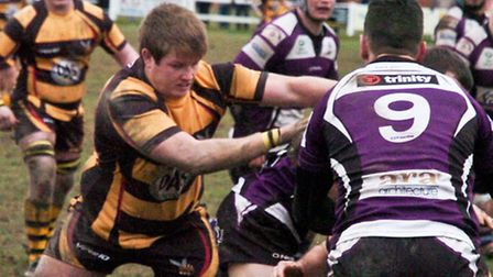 Rugby Hornetsv Exmouth.