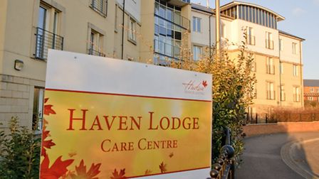 Haven Lodge Care Centre, Portishead, now has a three star rating.