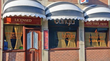 Bangla restaurant, Clevedon, now has a five star rating.