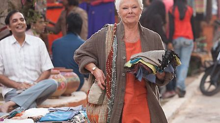 The Second Best Exotic Marigold Hotel.