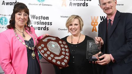 Louise Mitchell of Idesign Interiors – The Vickie Brett Memorial Award for Businesswoman of the Year
