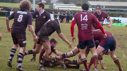 Rugby WinscombevTor.