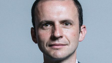 Stephen Gethins, SNP MP for North East Fife