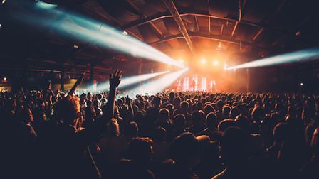 Party into the night at NASS festival.