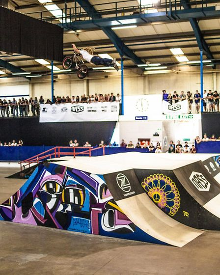 Expect action sports on the line-up at NASS festival.