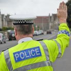A car failed to stop for police in Clevedon yesterday (Wednesday).