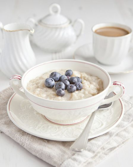Or a healthy bowl of porridge? (Getty Images/iStockphoto)