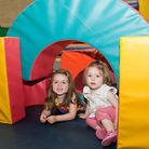 Children enjoying a Parkwood leisure centre open day last year.