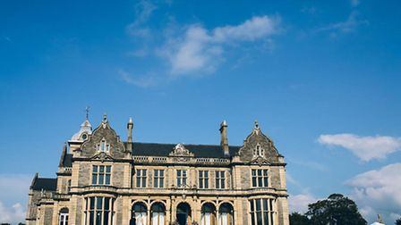 Clevedon Hall. (Photo by Albert Palmer Photography)