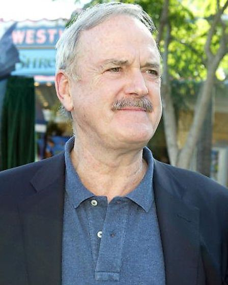 Actor John Cleese © Kevin Winter/Getty Images