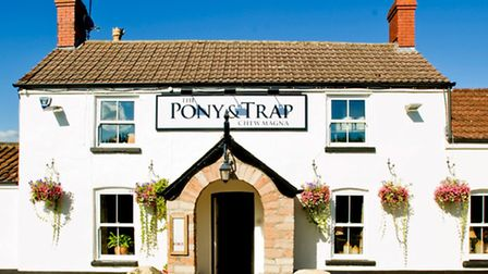 The Pony and Trap has held a Michelin Star since 2011 Jon Craig