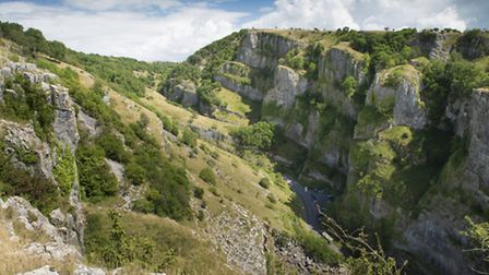 Stay at Warren Farm and visit nearby Cheddar Gorge.