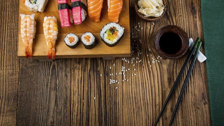 Take a sushi lesson. (Getty Images/iStockphoto)