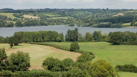 Is Blagdon Lake one of yout favourite walking spots in North Somerset? Photo submitted to iwitness b