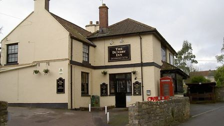 The Dundry Inn is ideally located for airport stopovers (Geograph, Neil Owen).