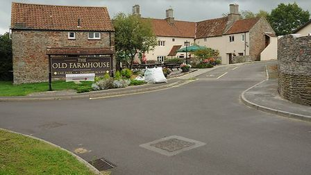 Enjoy a Sunday carvery at the Old Farmhouse, Nailsea (Geograph, Philip Halling).